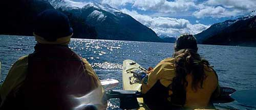 Sea Kayaking en Argentina