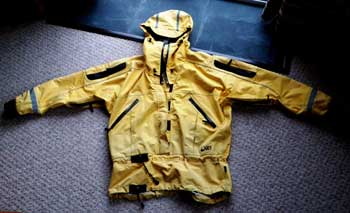 sea kayak jacket