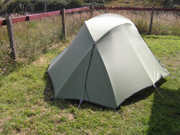 carpa Northface modelo Rock 22